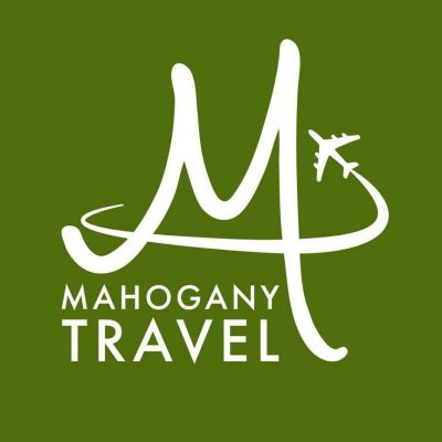 Mahogany Travel Logo