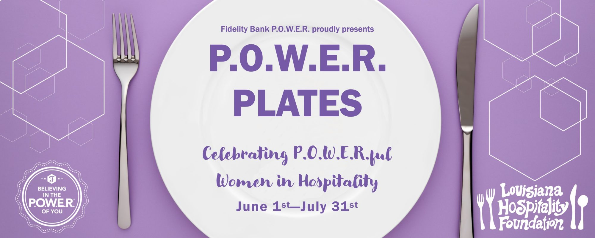 POWER Plates - Banner 1