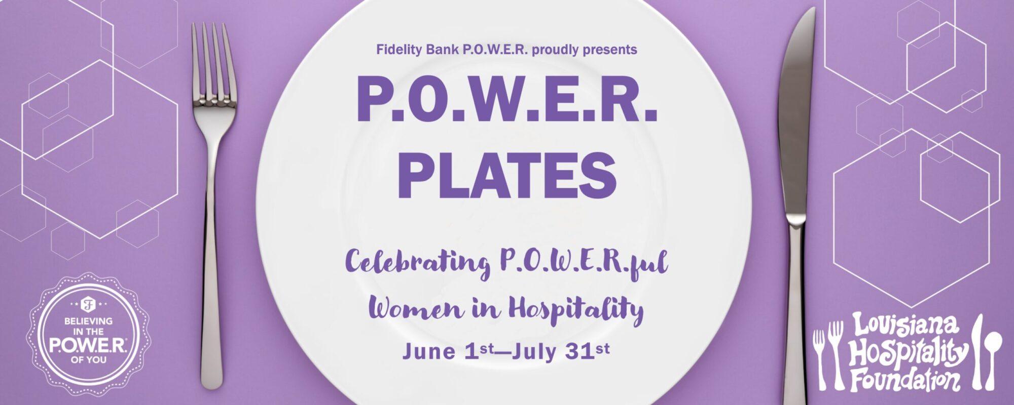 POWER Plates - Banner 1