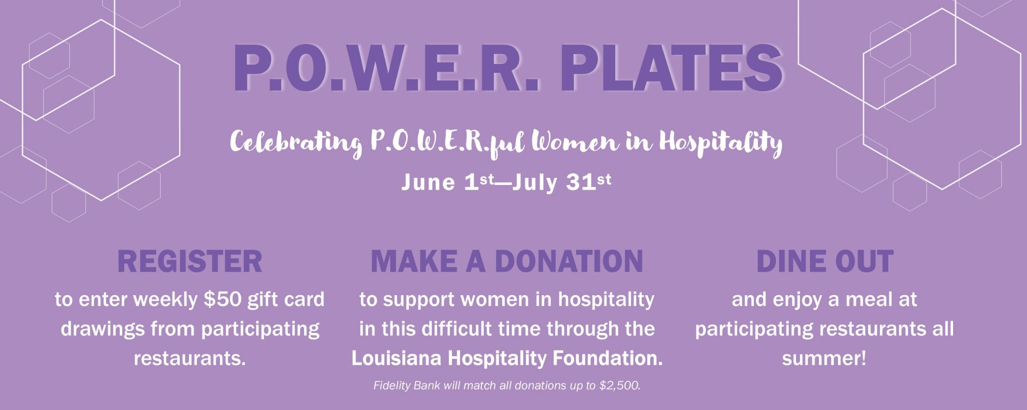 POWER Plates - Banner 2