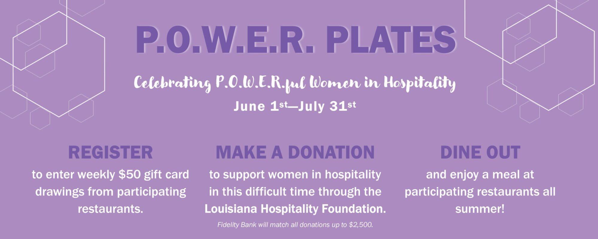 POWER Plates - Banner 2