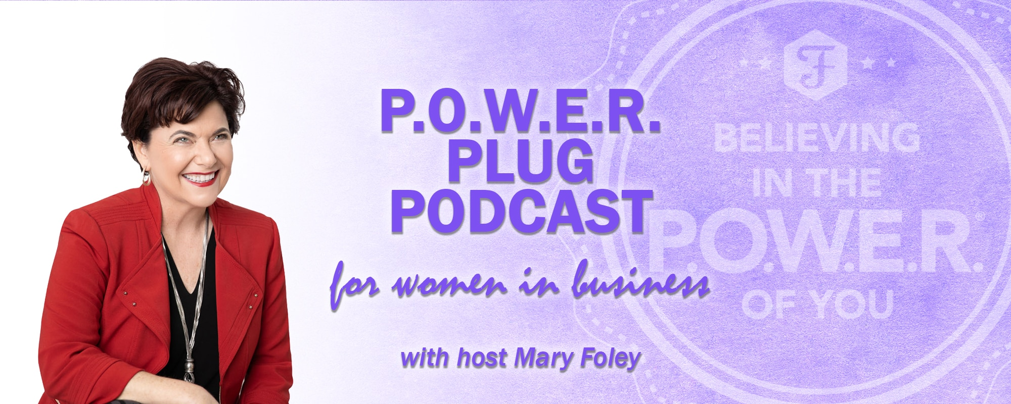 POWER Plug Podcast Banner