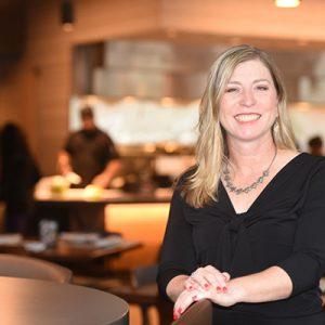 Jennifer Kelley of the Louisiana Hospitality Foundation